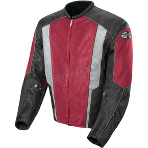 Joe Rocket Wine/Black Phoenix 5.0 Jacket - 851-4406