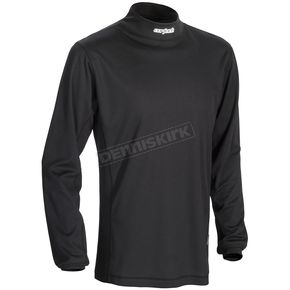 Cortech Journey CoolMax Mock Neck Long Sleeve Shirt - 8973-0205-04
