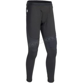 Mobile Warming Black Longmen Pants - 7111-0505-04