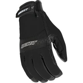 Joe Rocket Black RX14 Crew Touch Gloves - 1336-1003