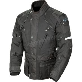 Joe Rocket Black Ballistic Revolution Jacket - 1352-1003