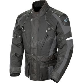 Joe Rocket Black/Gray Ballistic Revolution Jacket - 1352-2602