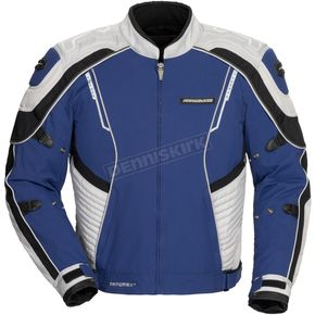 Fieldsheer Royal Blue/Silver Shadow Jacket - 6053-0102-04