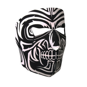 Hot Leathers Design Skull Full Face Mask - FMA1025