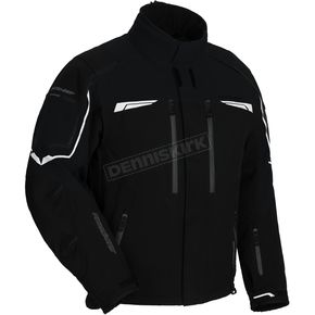 Fieldsheer Black Diamond Plate Snowmobile Jacket - 6401-1405-06