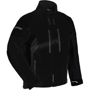 Fieldsheer Black Pinnacle Snowmobile Jacket - 6402-1405-06