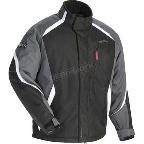 Cortech Black/Gunmetal/White Journey 3.1 Snowmobile Jacket - 8930-1405-05