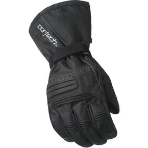 Cortech Black Journey 2.1 Snow Gloves - 8933-1405-07