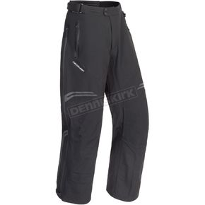 Fieldsheer Black Pinnacle Snowmobile Pants - 6451-1405-09