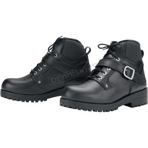 Tour Master Black Nomad 2.0 Waterproof Boots - 8603-0205-47