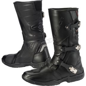 Cortech Black Accelerator XC Boots - 8516-0505-47
