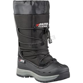 Womens Black Snogoose Boots - 11-74310