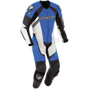 Joe Rocket Blue/White/Black Speedmaster One-Piece Suit - 1050-0240