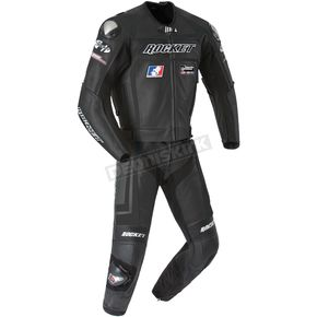 Joe Rocket Black Speedmaster Two-Piece Suit - 1052-0050