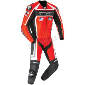 Joe Rocket Red/Black Speedmaster Two-Piece Suit - 1052-0146