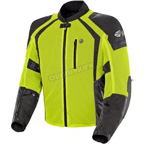 Joe Rocket Hi Viz Yellow Phoenix Ion Jacket - 1516-4606