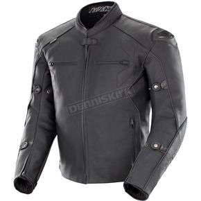 Joe Rocket Black Hyperdrive Non-Perforated Jacket - 1536-1044