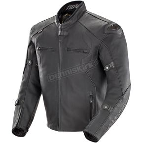 Joe Rocket Black Hyperdrive Perforated Jacket - 1536-2046
