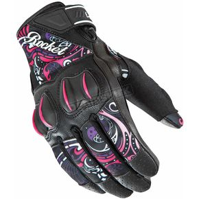 Joe Rocket Womens Eye Candy Cyntek Gloves - 1553-1043