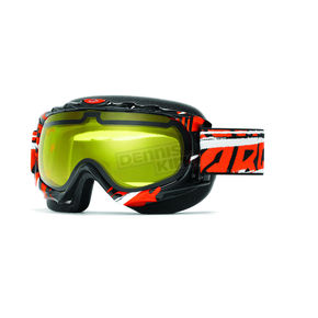 Arctiva Orange Comp 2 Wrap Goggles - 2601-1458
