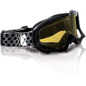 CKX Black YH-18DL Goggles - 120009