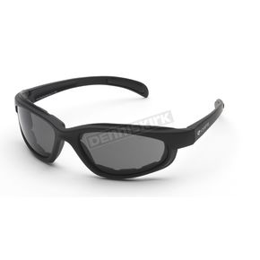 Chapel Padded Polarized Safety Sunglasses - C-1PBK/SM