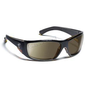 7EYE Black Tortoise Photochromic 24:7 NXT Maestro Sunglasses  - 595527
