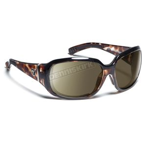 7EYE Leopard Tortoise Photochromic 24:7 NXT Mistral Sunglasses  - 585327