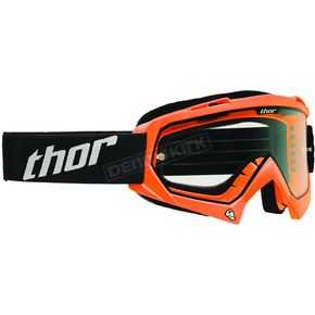 Thor Youth Fluorescent Orange Enemy Goggles - 2601-1738