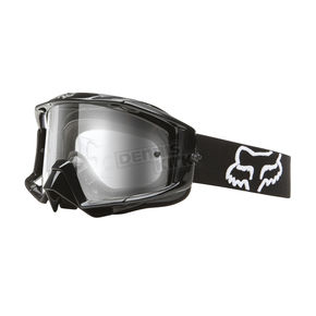 Fox Jet Black Main Pro Goggles - 09036-000-NS