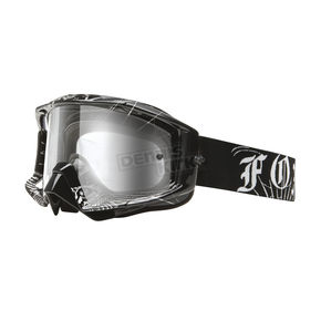 Fox Steel Faith Main Pro Goggles - 09251-000-NS