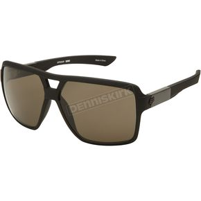 Fox Matte Black/Warm Grey The Clarify Sunglasses - 06308-902-OS