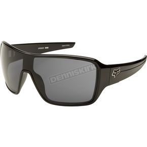 Fox Polished Black/Grey Super Duncan Sunglasses - 06315-901-OS