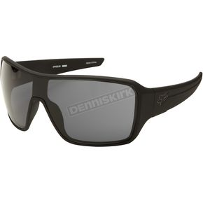 Fox Matte Black/Warm Grey Super Duncan Sunglasses - 06315-902-OS