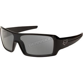 Fox Polished Black/Grey Duncan Sunglasses - 06317-901-OS