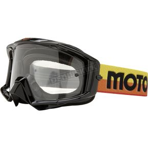 Fox Retro Main Pro Goggles - 02484-012-NS