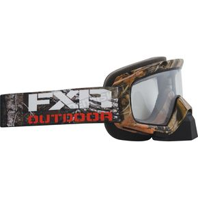 FXR Racing Camo Mission Goggles - 14440