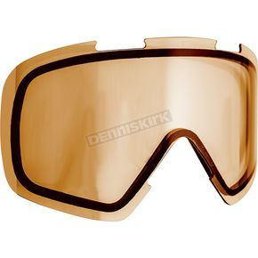FXR Racing Amber Dual Replacement Lens - 14441