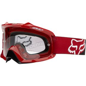 Fox Killa Red Air Space Goggles - 06333-903-OS