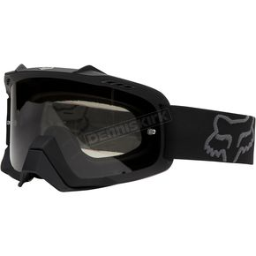 Fox Matte Black Air Space Sand Goggles - 06333-917-OS