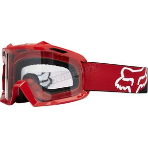 Fox Killa Red Air Space Youth Goggles - 09636-906-OS