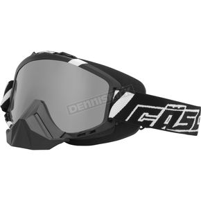 Castle X Black X1 Force SE Snow Goggles w/Mirrored Dual Lens - 64-1611
