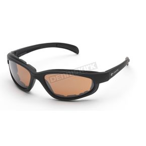 Chapel Black Performance C-1 Sunglasses w/High-Def Lens - C-1BK/HD