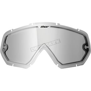 Thor Smoke Replacement Dual Pane Lens for Enemy Goggles - 2602-0601