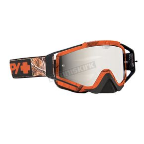 Spy Optic Spy + Realtree Omen MX Goggles w/Happy Bronze/Silver Mirror Lens - 323129986271
