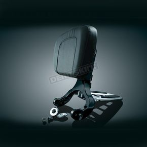 Kuryakyn Multi-Purpose Driver and Passenger Backrest - 1661