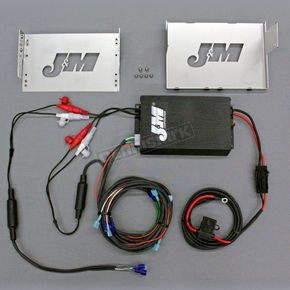 J&M Corporation Performance Series 360 Watt 4-Channel Amplifier Kit - JMAA-3600HC06-UL