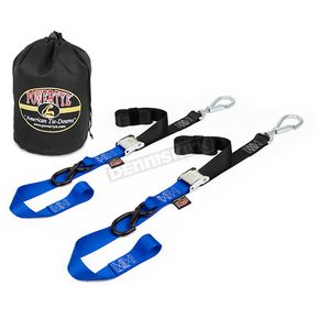 Powertye Blue Pickup Kit Tie-Downs - 29623-SB