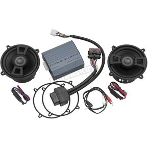 Hawg Wired Direct Connect w/5.25 in. Speakers - 049966