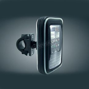 Arkon Water Resistant Smartphone Pouch with Handlebar Mount - 4092